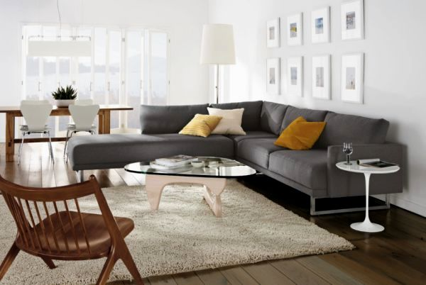 incredible grey sectional sofa layout-Elegant Grey Sectional sofa Design