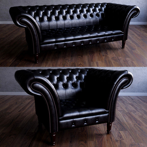incredible modern black leather sofa concept-New Modern Black Leather sofa Picture