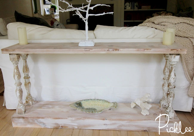 incredible rustic sofa table photo-Excellent Rustic sofa Table Photo