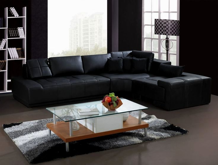 incredible sectional leather sofas model-Unique Sectional Leather sofas Decoration