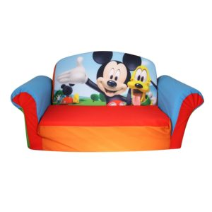 Kids Flip sofa Latest Amazon Marshmallow Furniture Childrens Upholstered 2 In 1 Construction