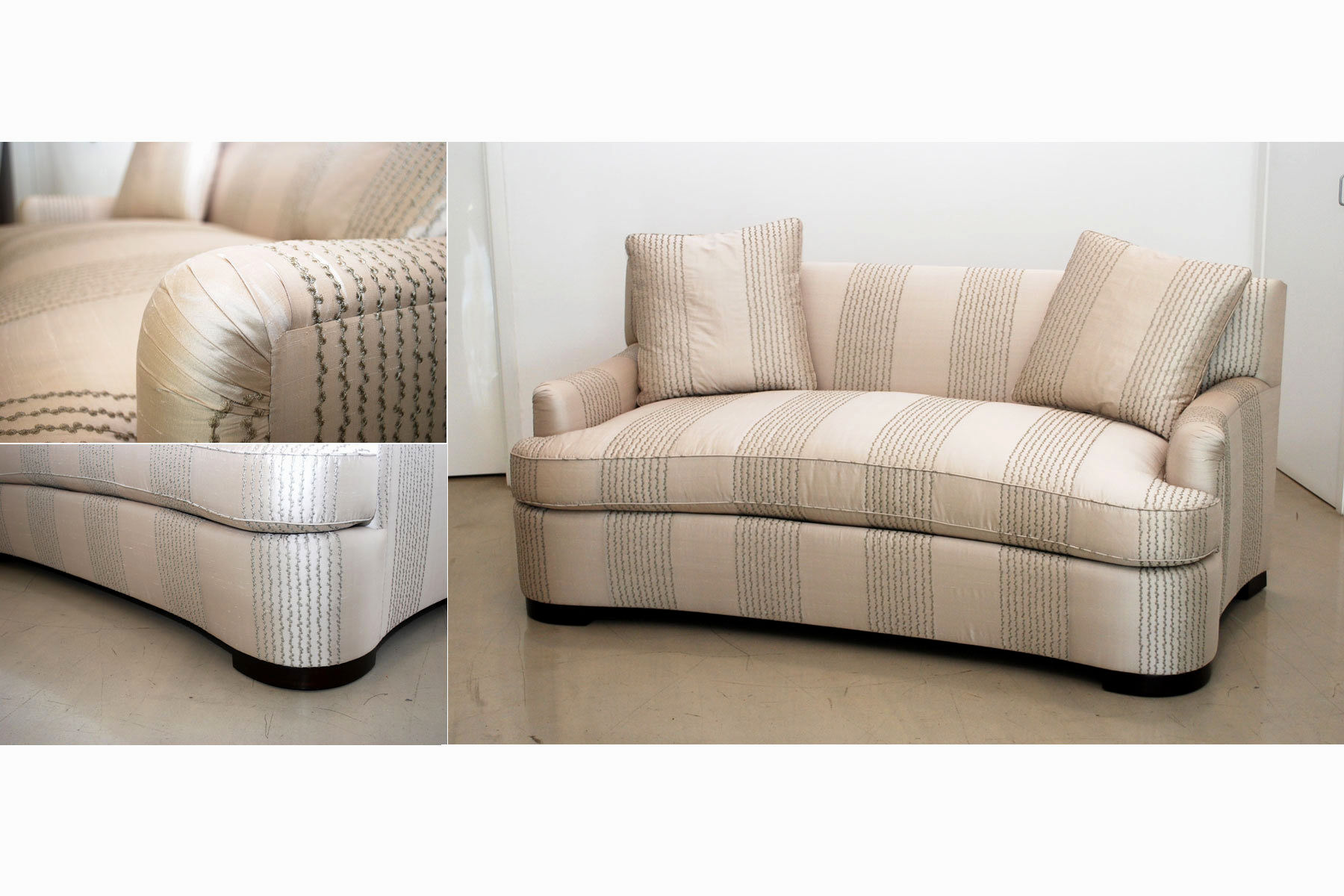 latest circle sectional sofa gallery-Fascinating Circle Sectional sofa Image