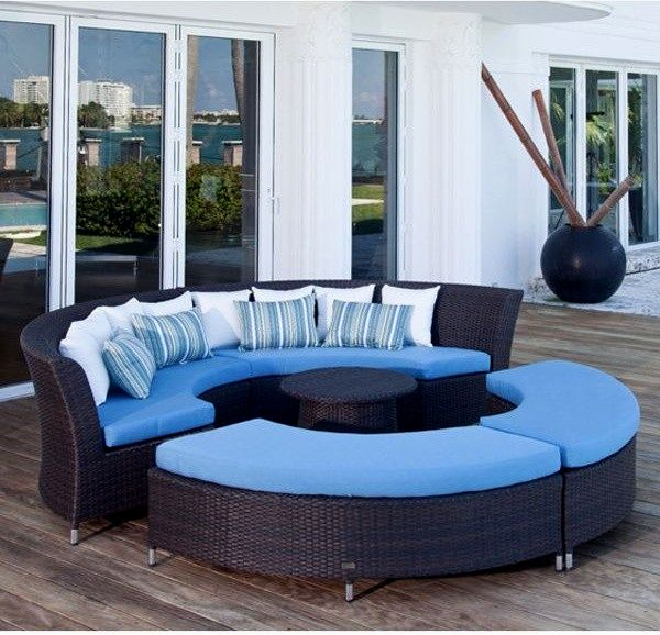 latest circle sectional sofa picture-Fascinating Circle Sectional sofa Image