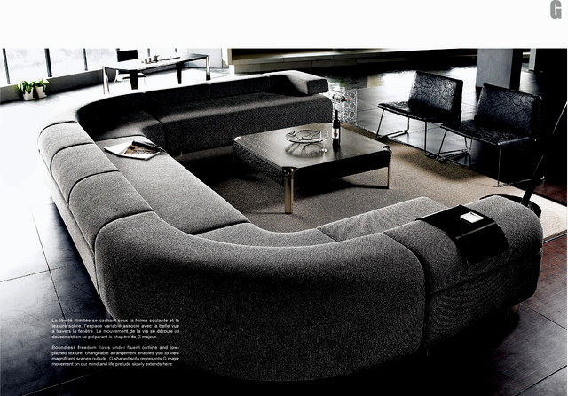 latest contemporary sectional sofas photo-Top Contemporary Sectional sofas Collection