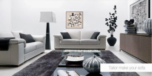 latest grey sectional sofa decoration-Elegant Grey Sectional sofa Design