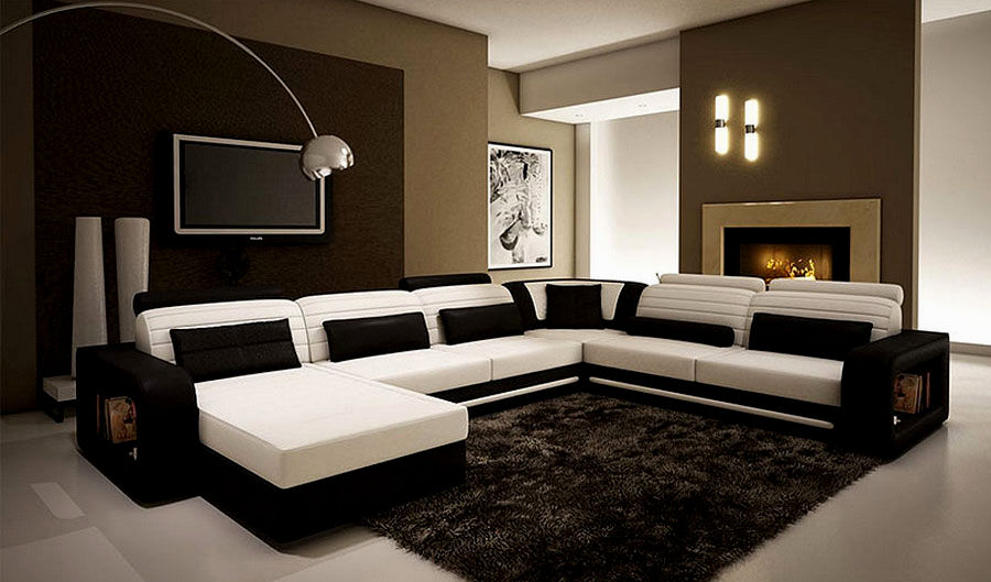 latest leather sectional sofas model-Wonderful Leather Sectional sofas Architecture