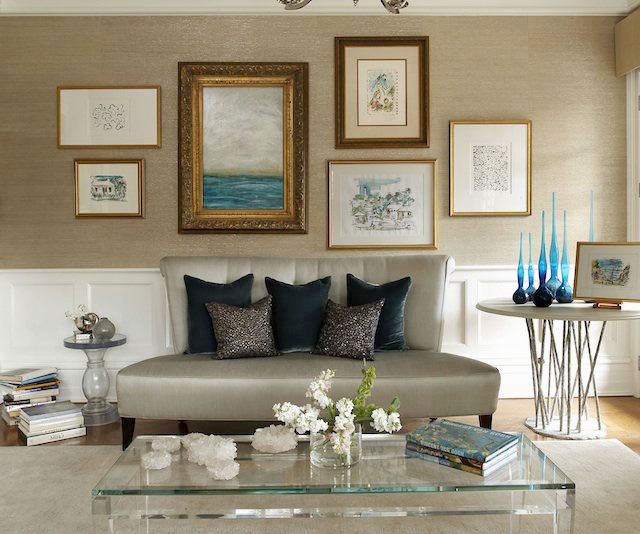 latest sofa side table online-Superb sofa Side Table Layout