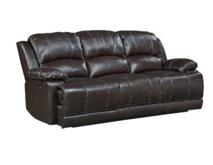 Leather Reclining sofa Cool Red Barrel Studio Garlock Leather Reclining sofa Pattern