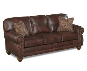 Leather sofa with Nailheads Wonderful Best Home Furnishings Noble Stationary Leather sofa with Nailhead Plan