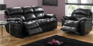 Leather sofas for Sale Luxury Black Leather Recliner Suites Real Leather Recliner sofa for Sale Wallpaper