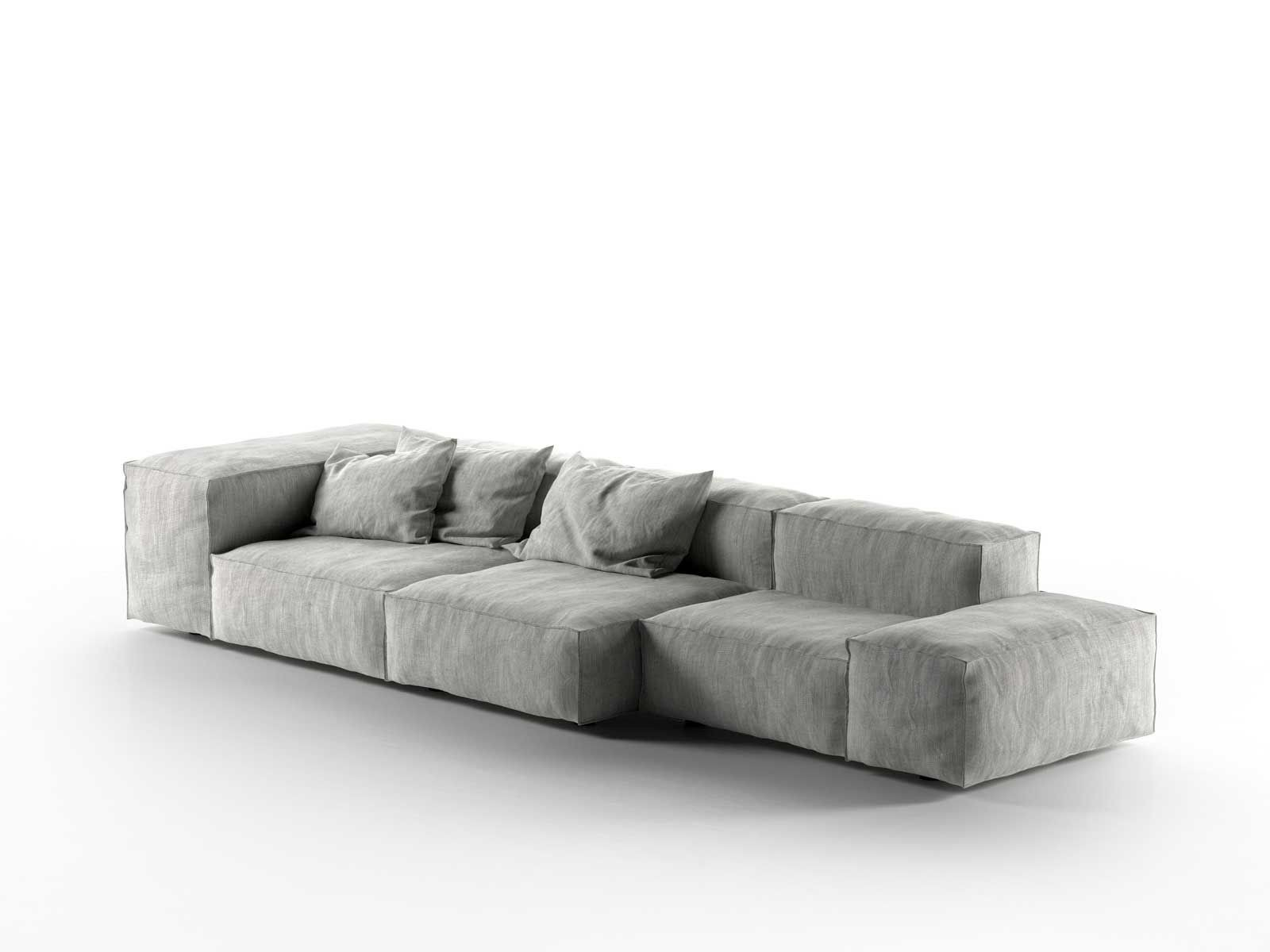 Stunning Living Divani Sofa Decoration
