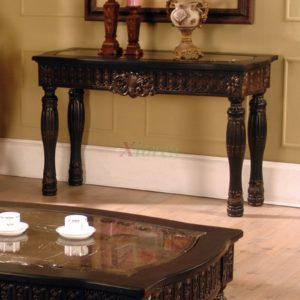 Living Spaces sofa Table Stunning Ajax Faux Marble Inlay sofa Table Living Space Furniture Wallpaper