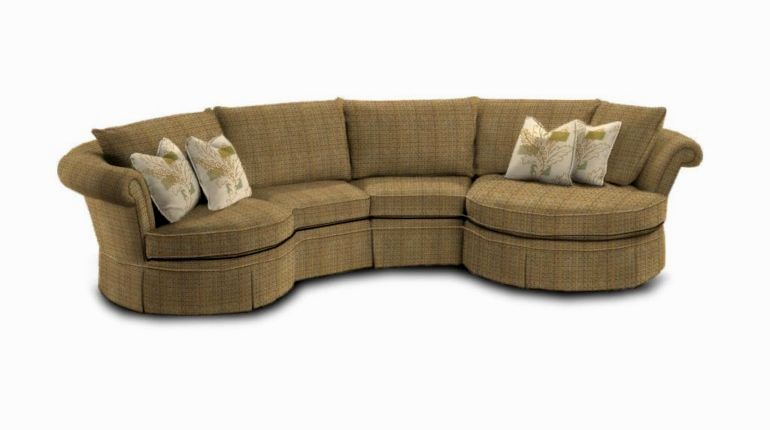 lovely circle sectional sofa portrait-Fascinating Circle Sectional sofa Image