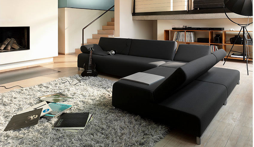 lovely grey sectional sofa architecture-Elegant Grey Sectional sofa Design