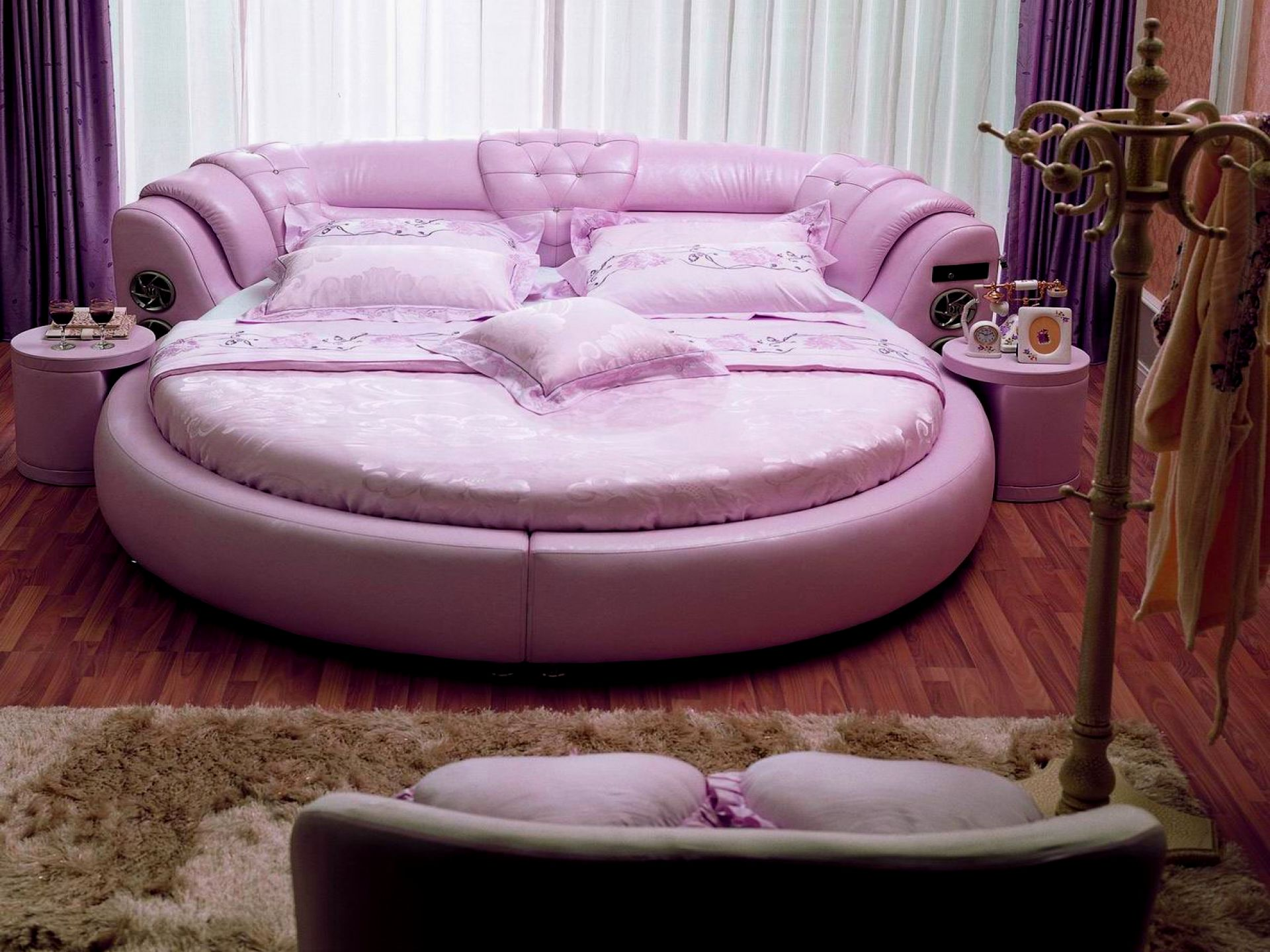 lovely purple sleeper sofa design-Cool Purple Sleeper sofa Portrait