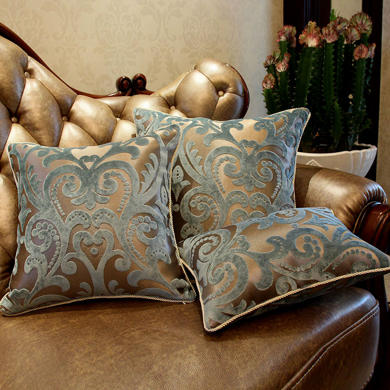 luxury accent pillows for sofa online-Contemporary Accent Pillows for sofa Layout