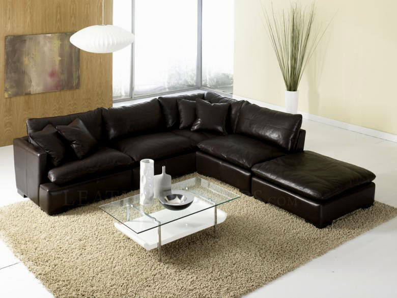 luxury u shaped sectional sofa with chaise photo-Unique U Shaped Sectional sofa with Chaise Image