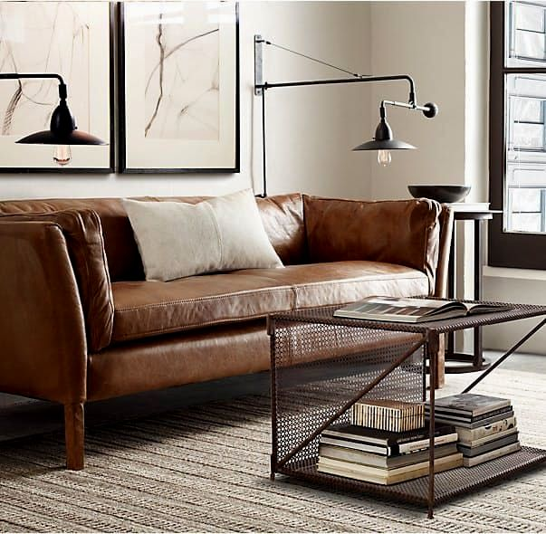 modern brown leather sofa ideas-Fantastic Brown Leather sofa Decoration