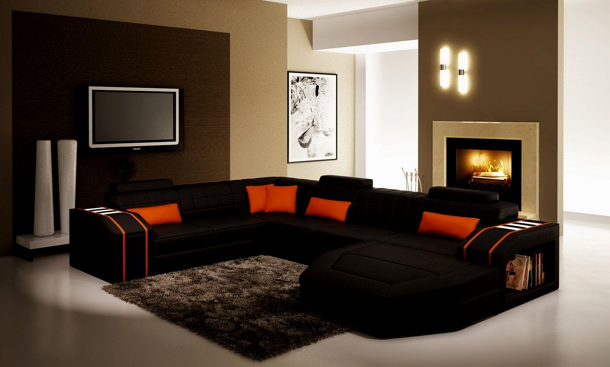 new black leather sofa construction-Best Of Black Leather sofa Layout