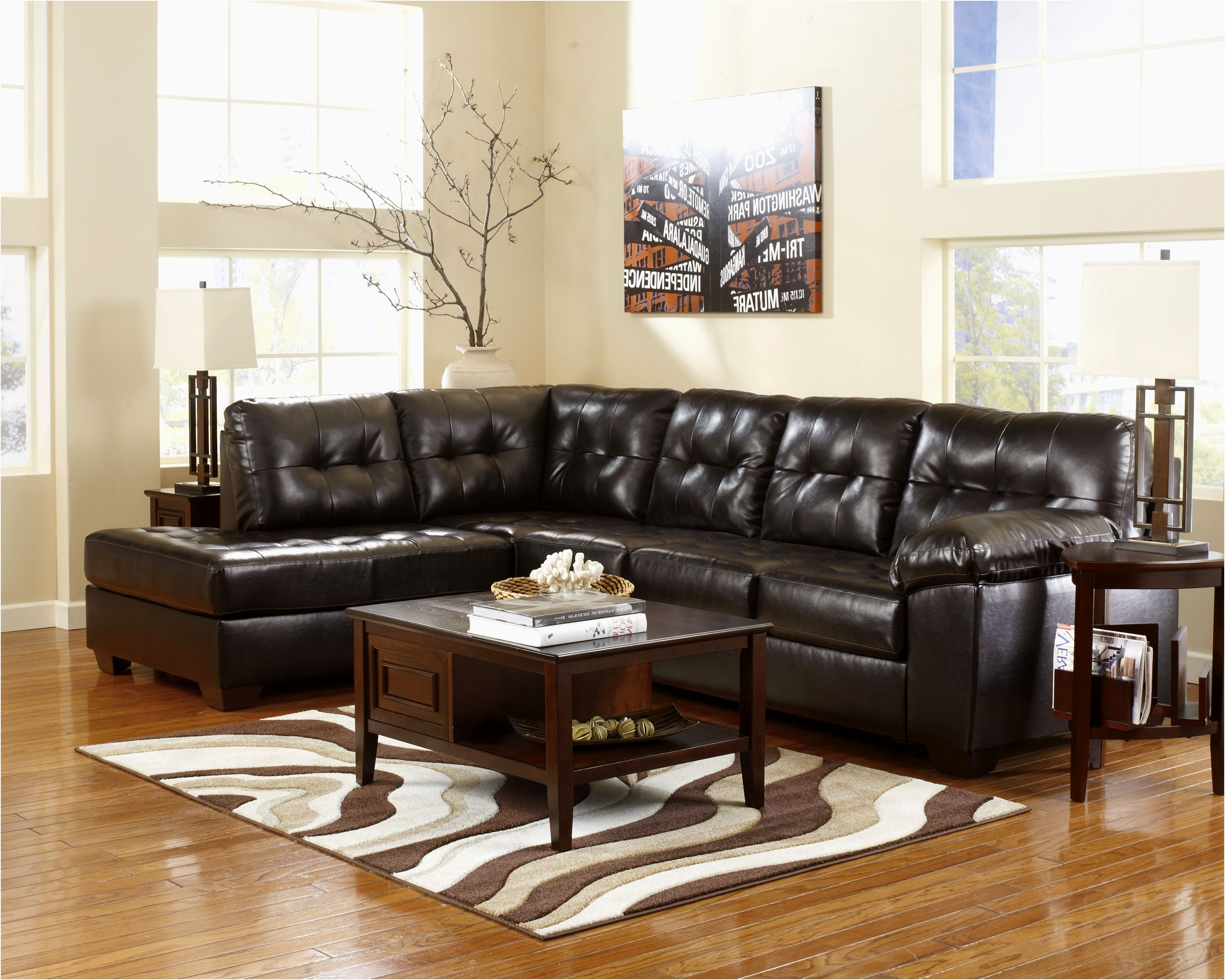new black sectional sofa photograph-Best Black Sectional sofa Layout