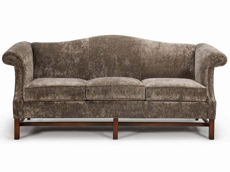 new camelback leather sofa image-Fresh Camelback Leather sofa Decoration