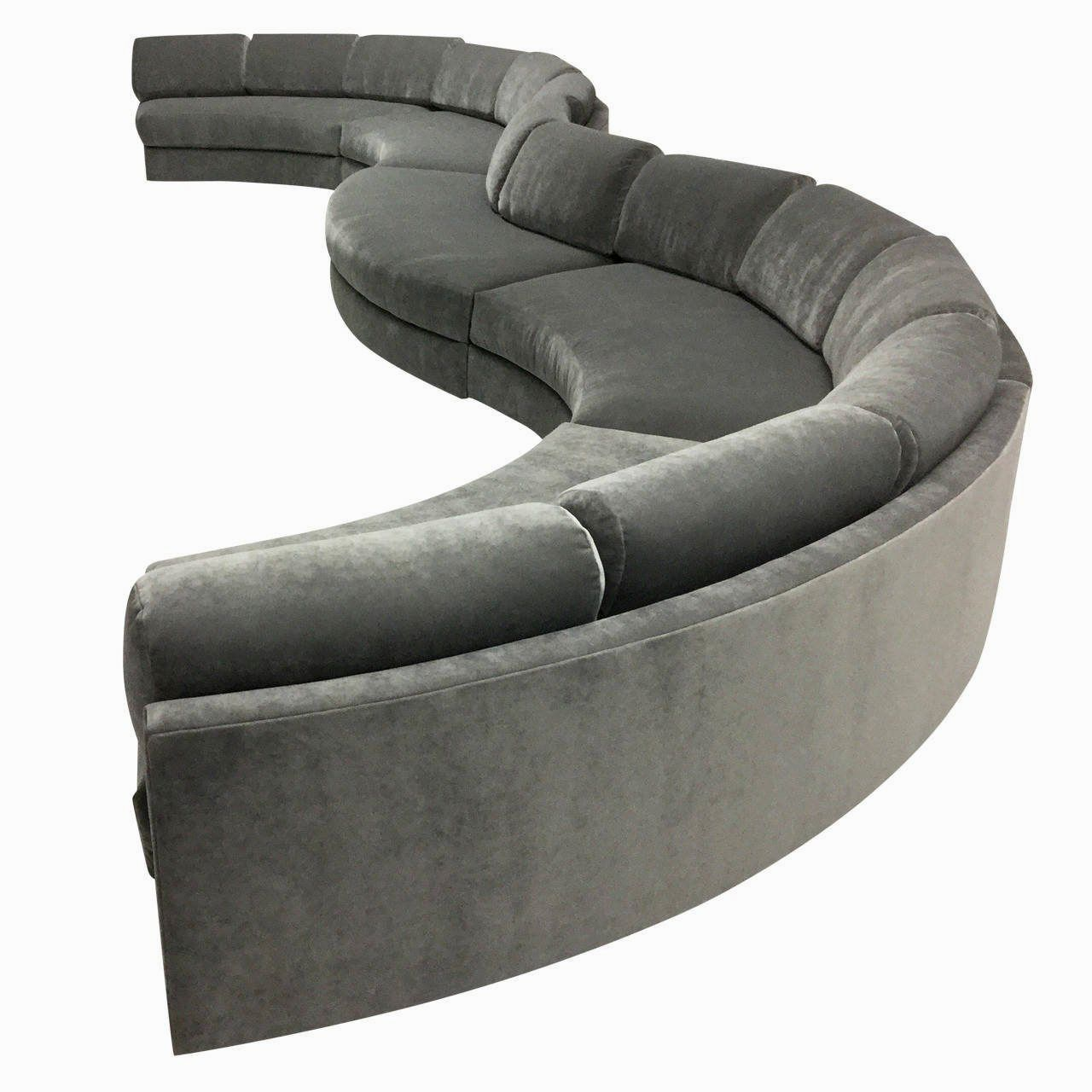 new circle sectional sofa picture-Fascinating Circle Sectional sofa Image
