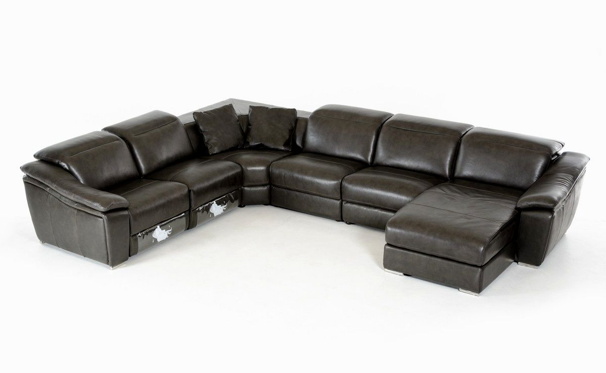 new reclining sectional sofa photo-Terrific Reclining Sectional sofa Picture