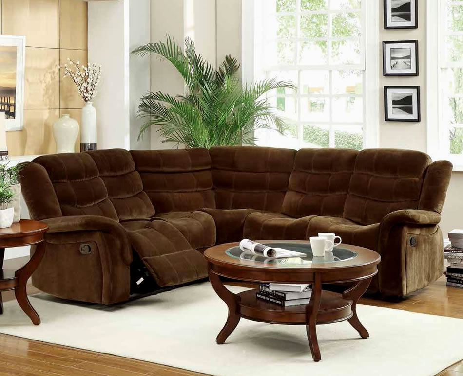 new reclining sectional sofas gallery-Finest Reclining Sectional sofas Layout
