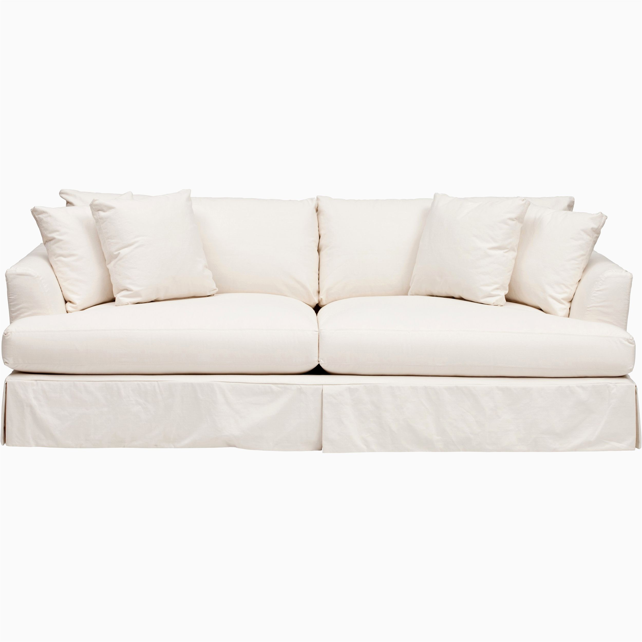 new slip covered sofas design-Modern Slip Covered sofas Concept