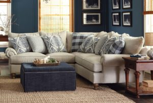 Paula Deen sofa Beautiful Paula Deen by Craftmaster P 2 Piece Sectional sofa with Concept