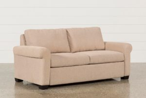 Queen sofa Sleeper Contemporary Alexis Mink Queen sofa Sleeper Model