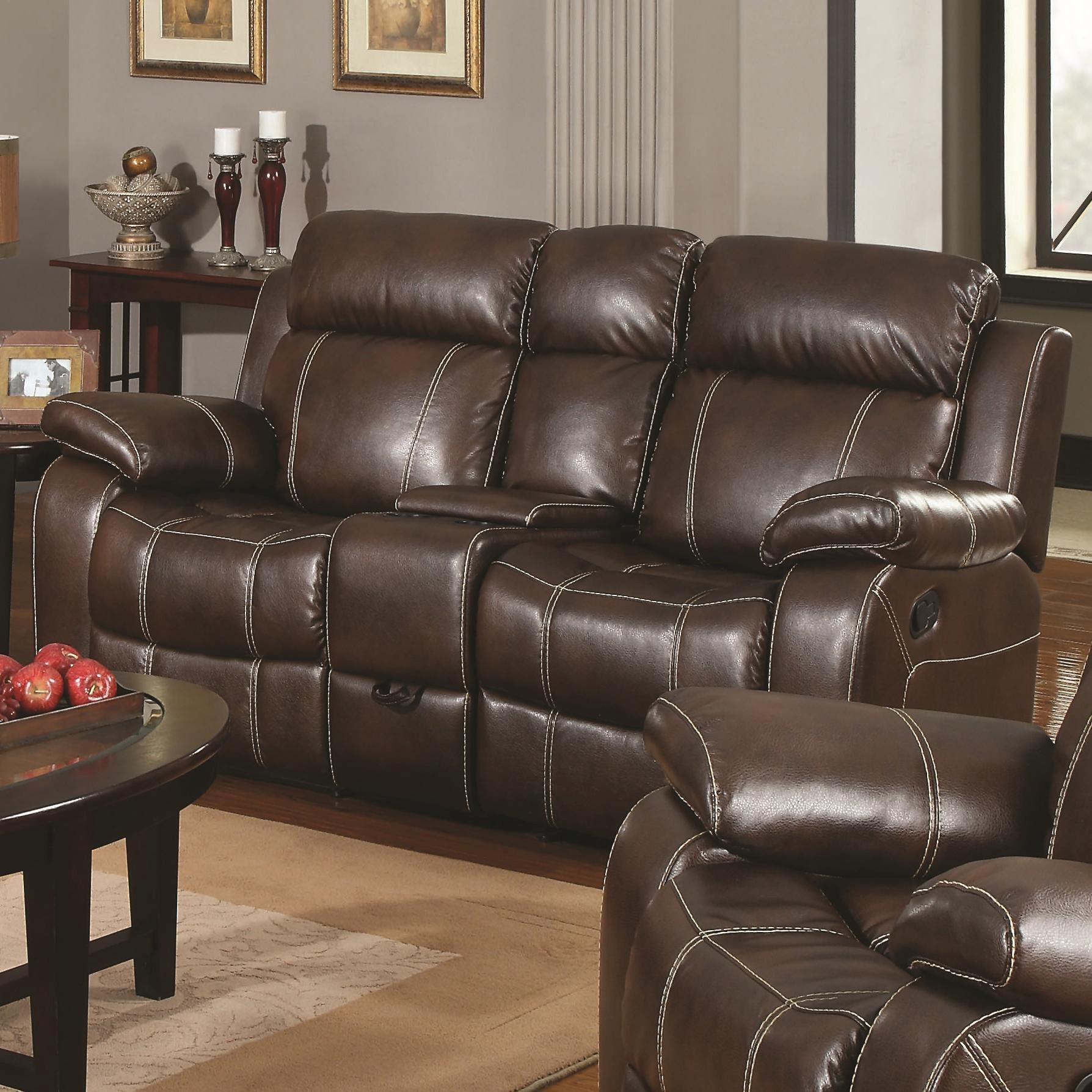 New Reclining Sofa And Loveseat Pattern