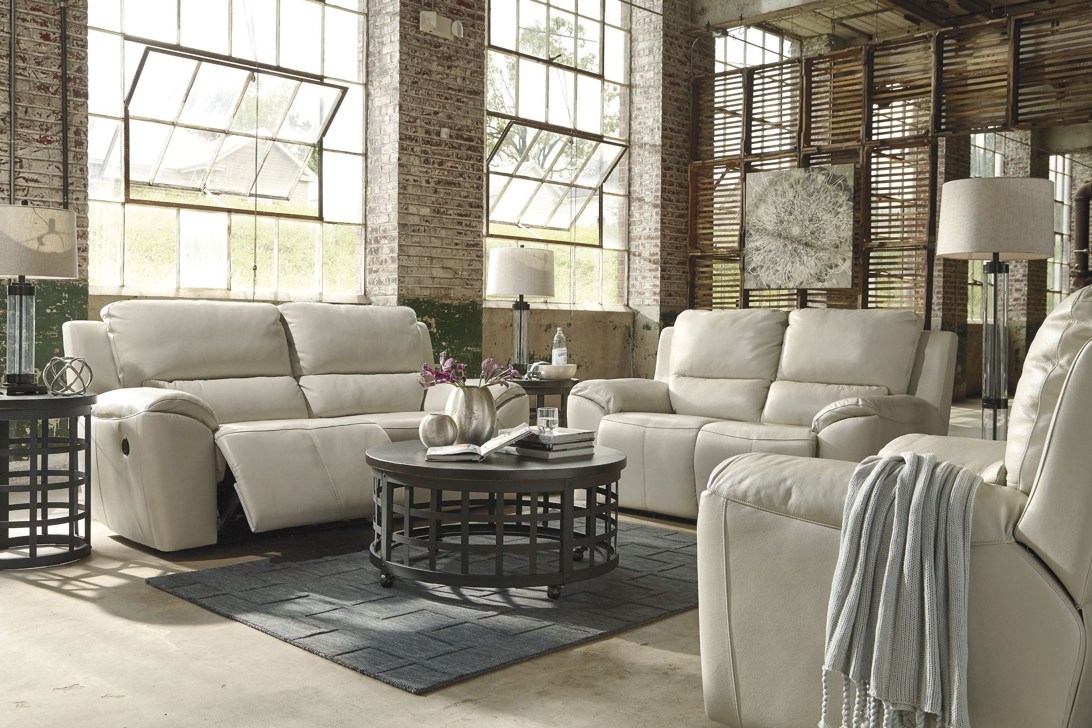 Reclining sofa Sets Stunning Valeton Cream Power Reclining Living Room Set From ashley Layout