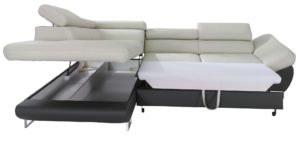 Sectional sofa Sleeper New Fabio Sectional sofa Sleeper with Storage Creative Furniture Picture