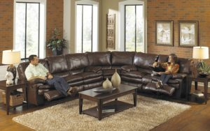 Sectional sofa with Recliner Unique Epic Leather Sectional sofa with Recliner In sofas and Couches Decoration