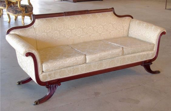 sensational duncan phyfe sofa layout-New Duncan Phyfe sofa Model