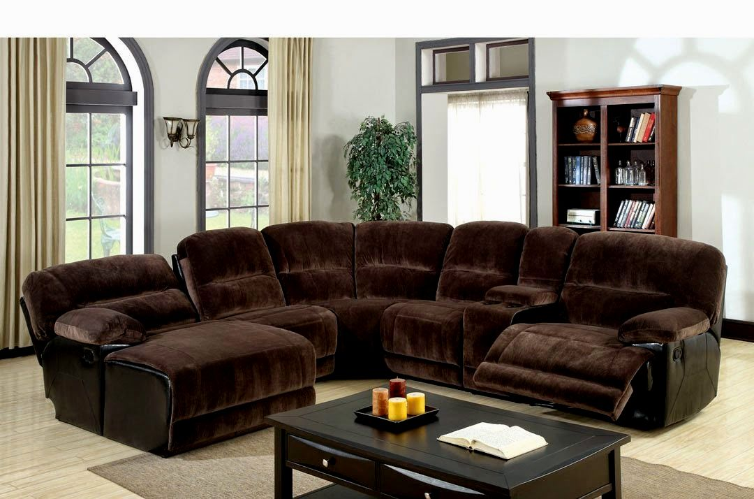 sensational sectional sofas with recliners plan-Beautiful Sectional sofas with Recliners Layout