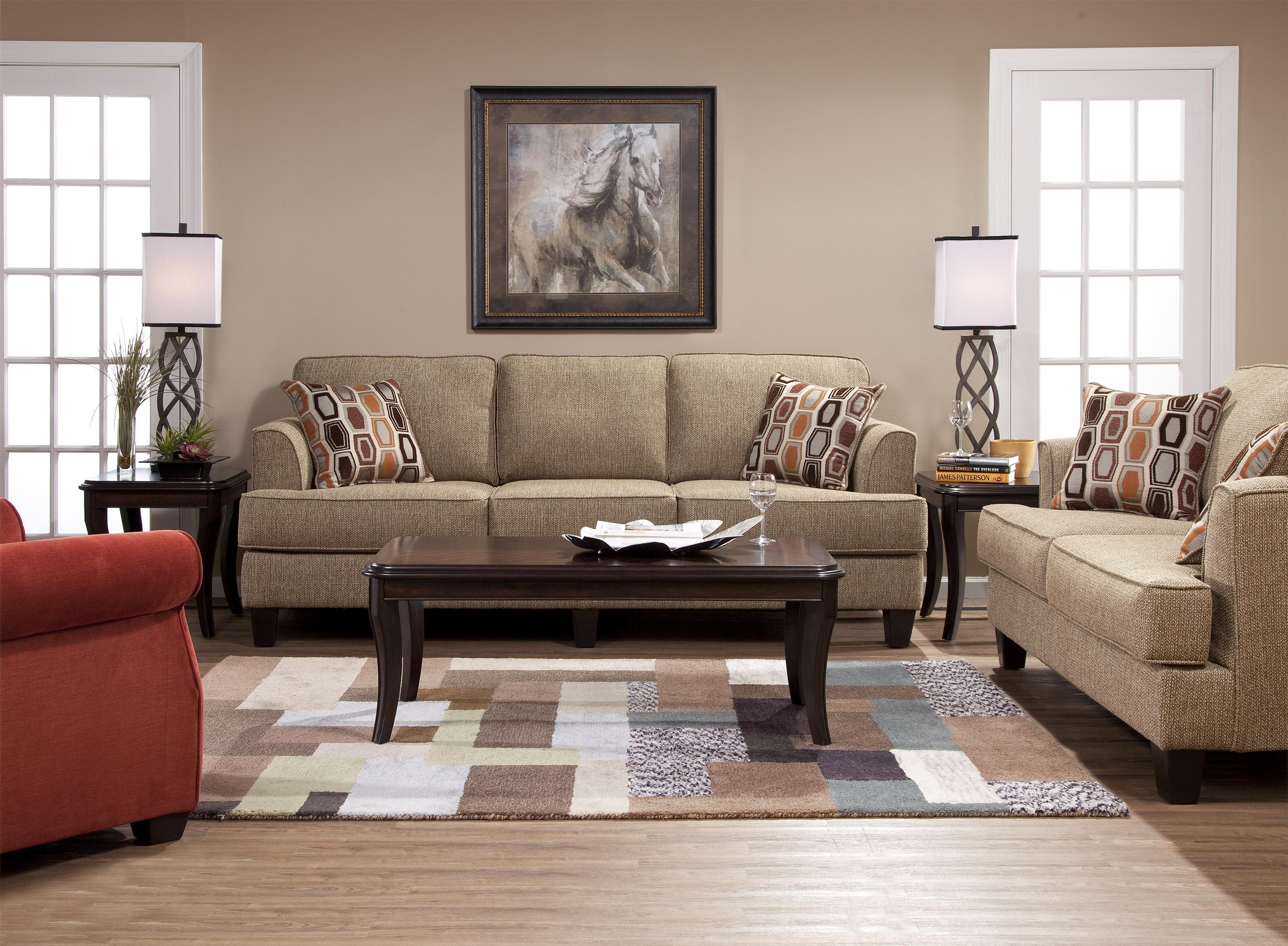 Serta Upholstery sofa Lovely Serta Upholstery by Hughes Furniture Stationary Living Room Inspiration