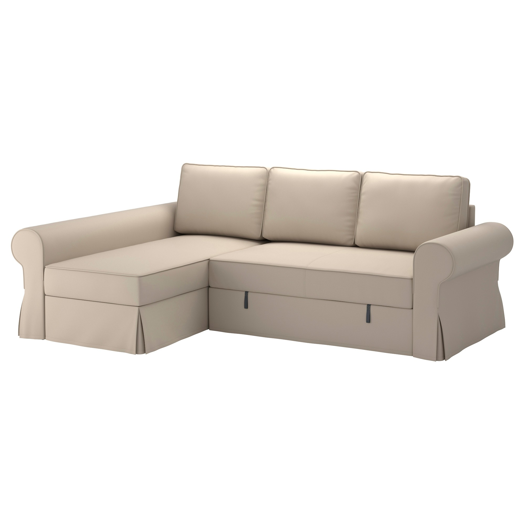Sofa Bed with Chaise Fancy Backabro sofa Bed with Chaise Longue Ramna Beige Ikea Ideas