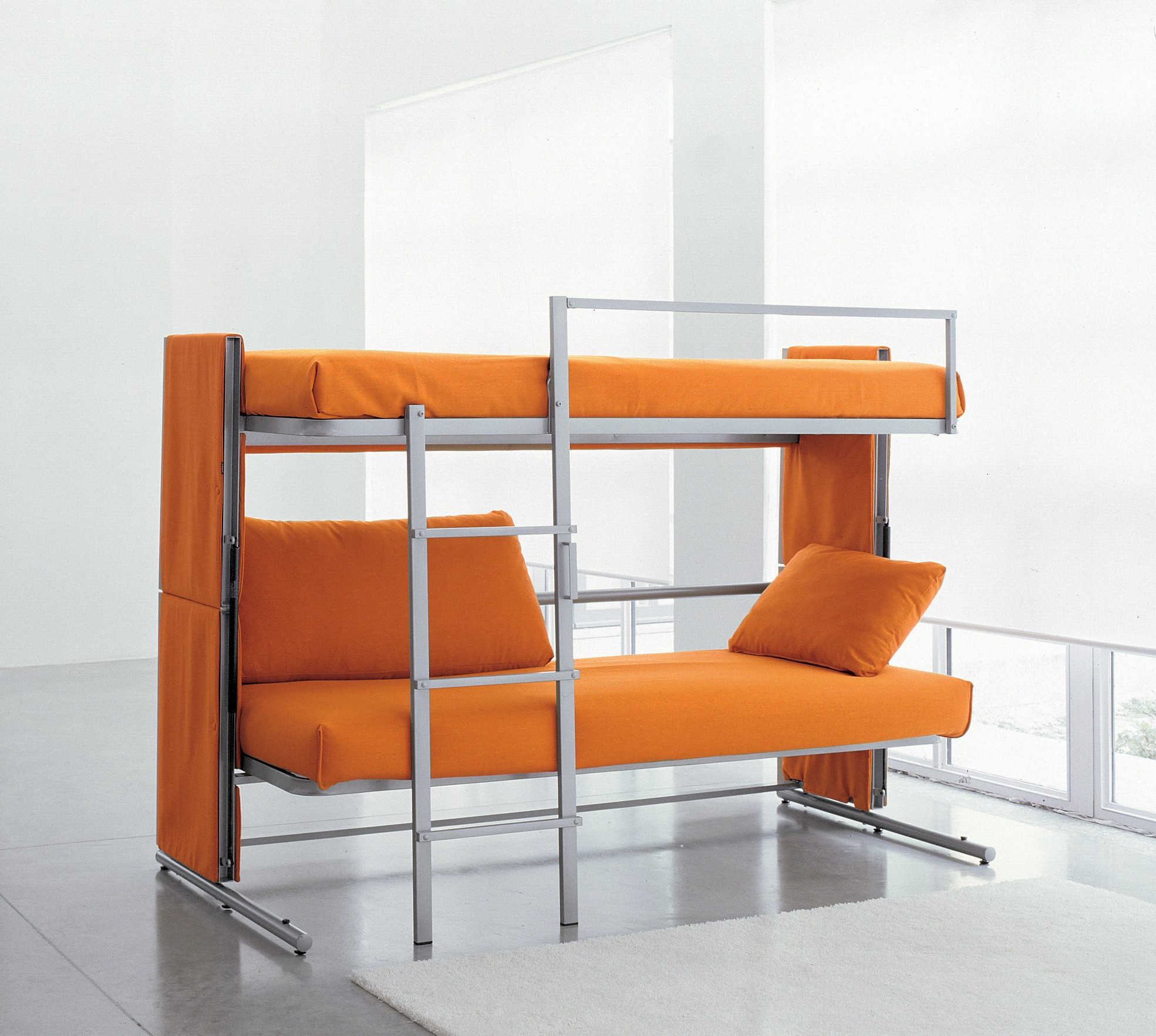 Sofa Bunk Bed top Doc A sofa Bed that Converts In to A Bunk Bed In Two Secounds Wallpaper