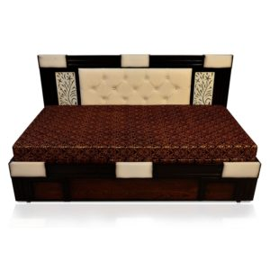 Sofa Cum Bed Modern 2 In 1 Diwan Cum Bed sofa Cum Bed sofa with Bed Pharneechar Model