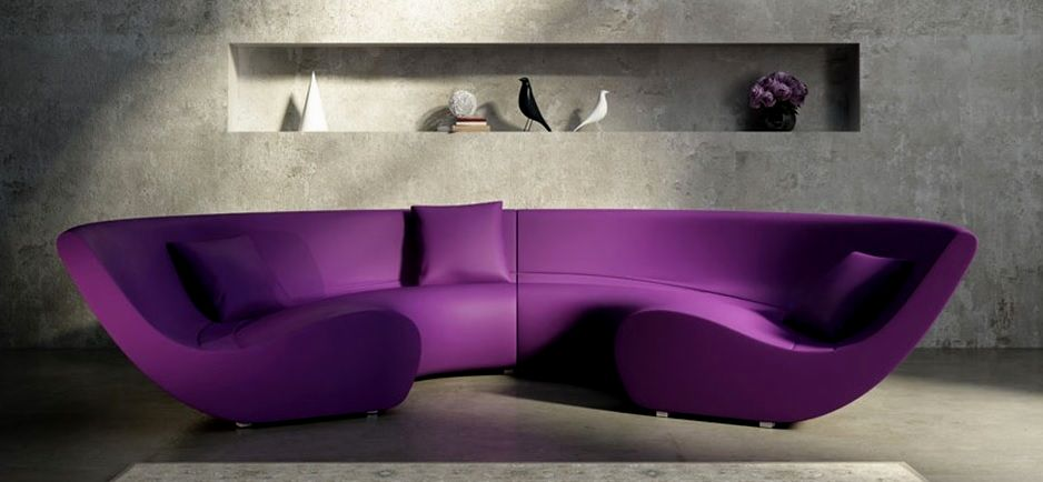 stunning purple sleeper sofa design-Cool Purple Sleeper sofa Portrait