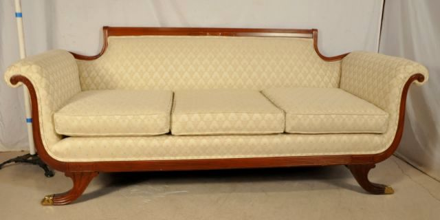 stylish duncan phyfe sofa online-New Duncan Phyfe sofa Model