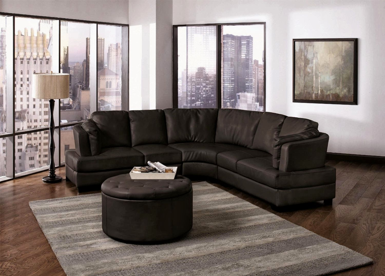 stylish reclining sectional sofa photo-Terrific Reclining Sectional sofa Picture