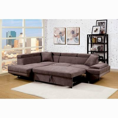 stylish sleeper sofa with chaise construction-Fancy Sleeper sofa with Chaise Layout