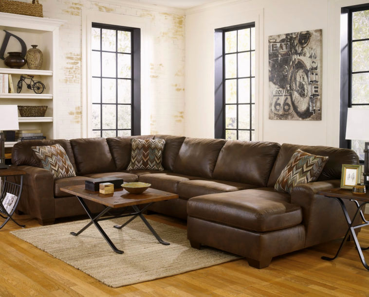 stylish u shaped sectional sofa with chaise ideas-Unique U Shaped Sectional sofa with Chaise Image