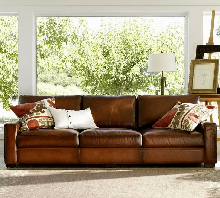 superb pottery barn leather sofa portrait-Finest Pottery Barn Leather sofa Concept