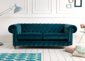 Teal Tufted sofa New Teal Tufted sofa Capecaves Pattern