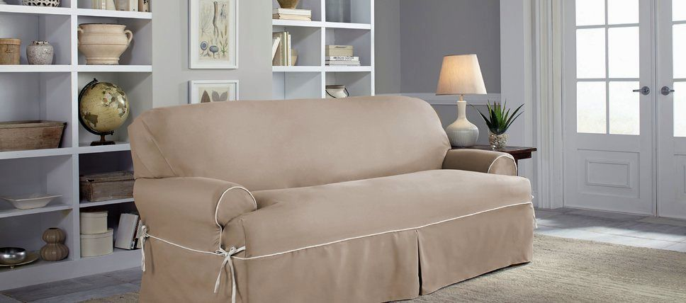 terrific slip covered sofas decoration-Modern Slip Covered sofas Concept