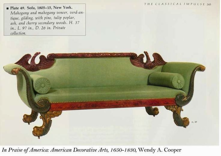top duncan phyfe sofa decoration-New Duncan Phyfe sofa Model
